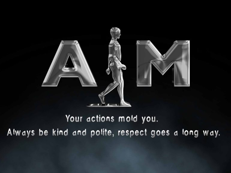 AIM Attitude Inc. A Breakthrough Lifestyle Brand Promoting A Positive State Of Mind