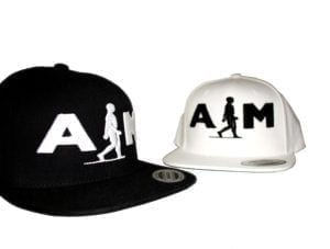 AIM ATTITUDE Uses Fashion To Share An Inspirational Message
